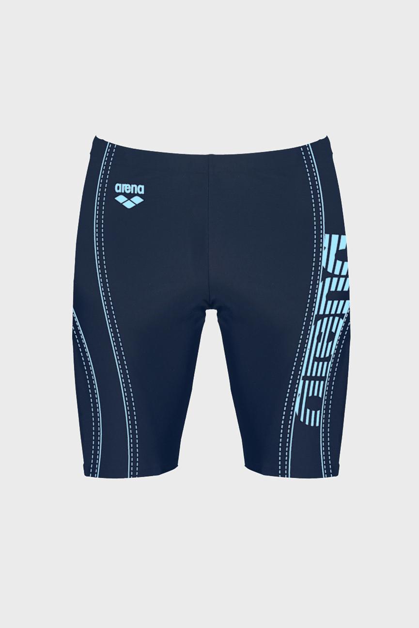 Мужские синие плавательные шорты BYOR EVO JAMMER