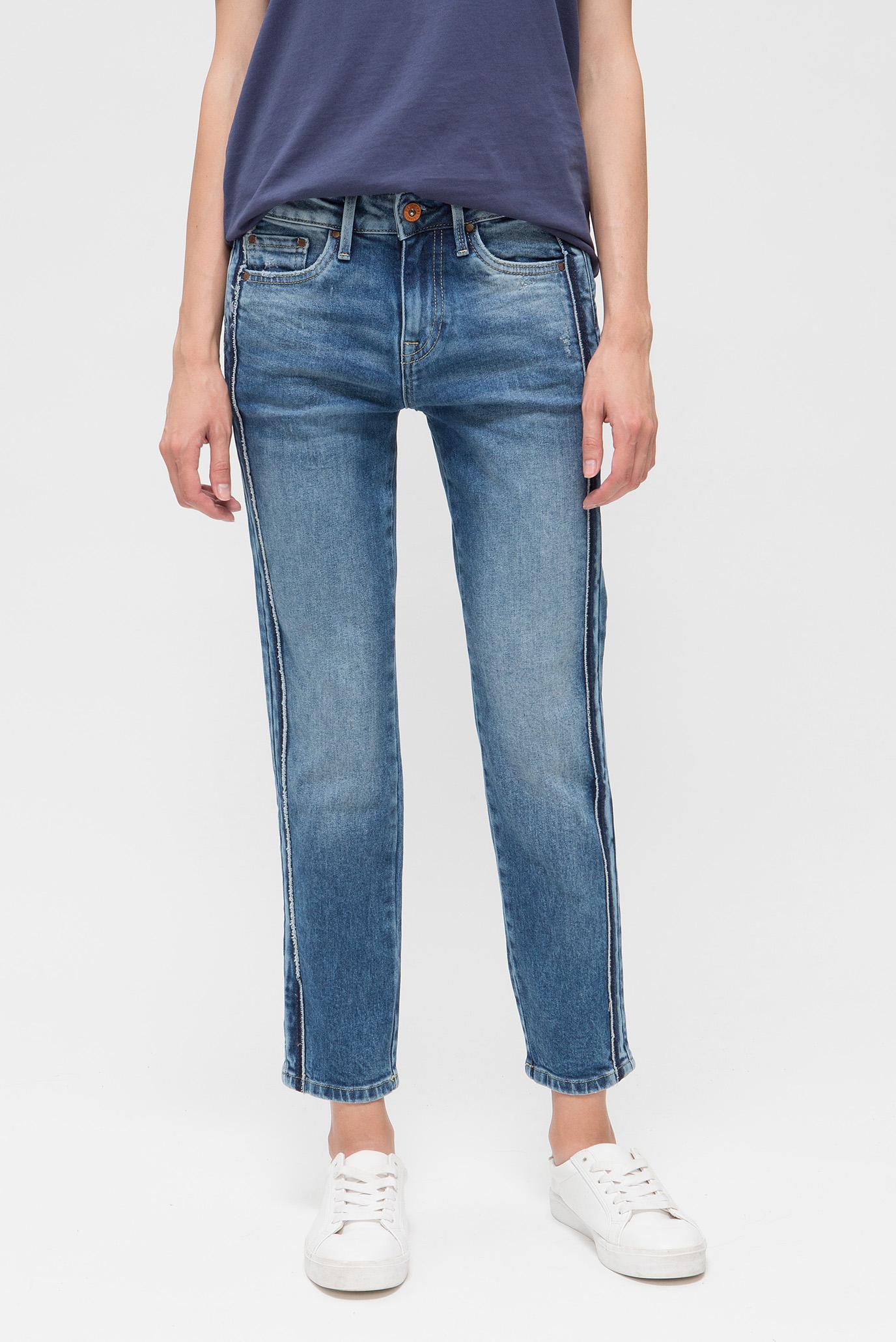 Купить Женские синие джинсы JOLIE Pepe Jeans Pepe Jeans PL203040GH1R – Киев, Украина. Цены в интернет магазине MD Fashion