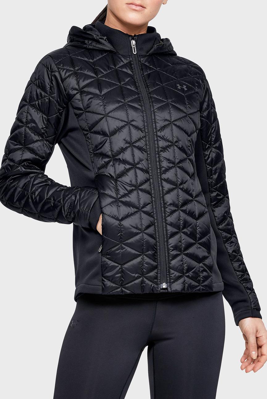 Женская черная куртка CG Reactor Performance Hybrid