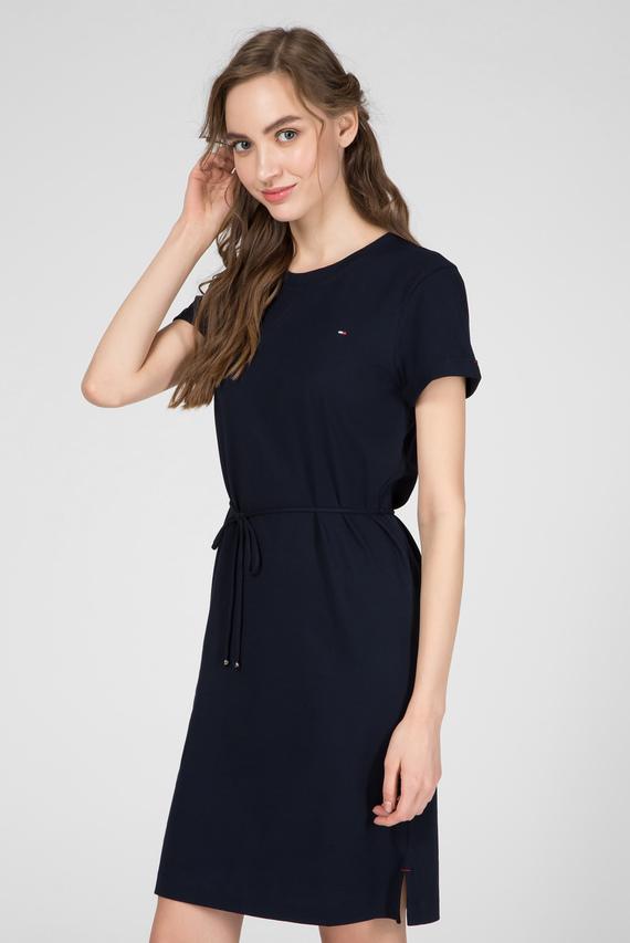 Женское темно-синее платье ANGELA REGULAR C-NK