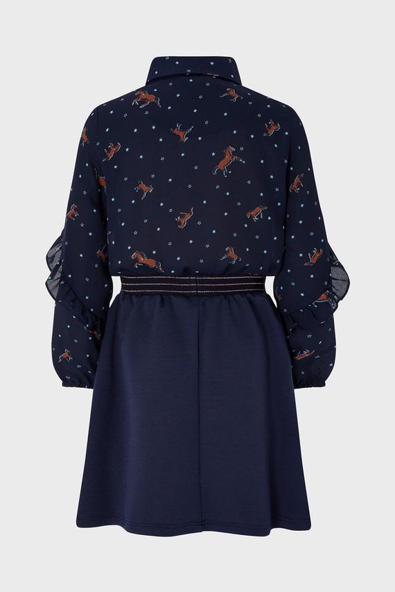 Набор детской одежды (блуза, юбка) Casey Horse