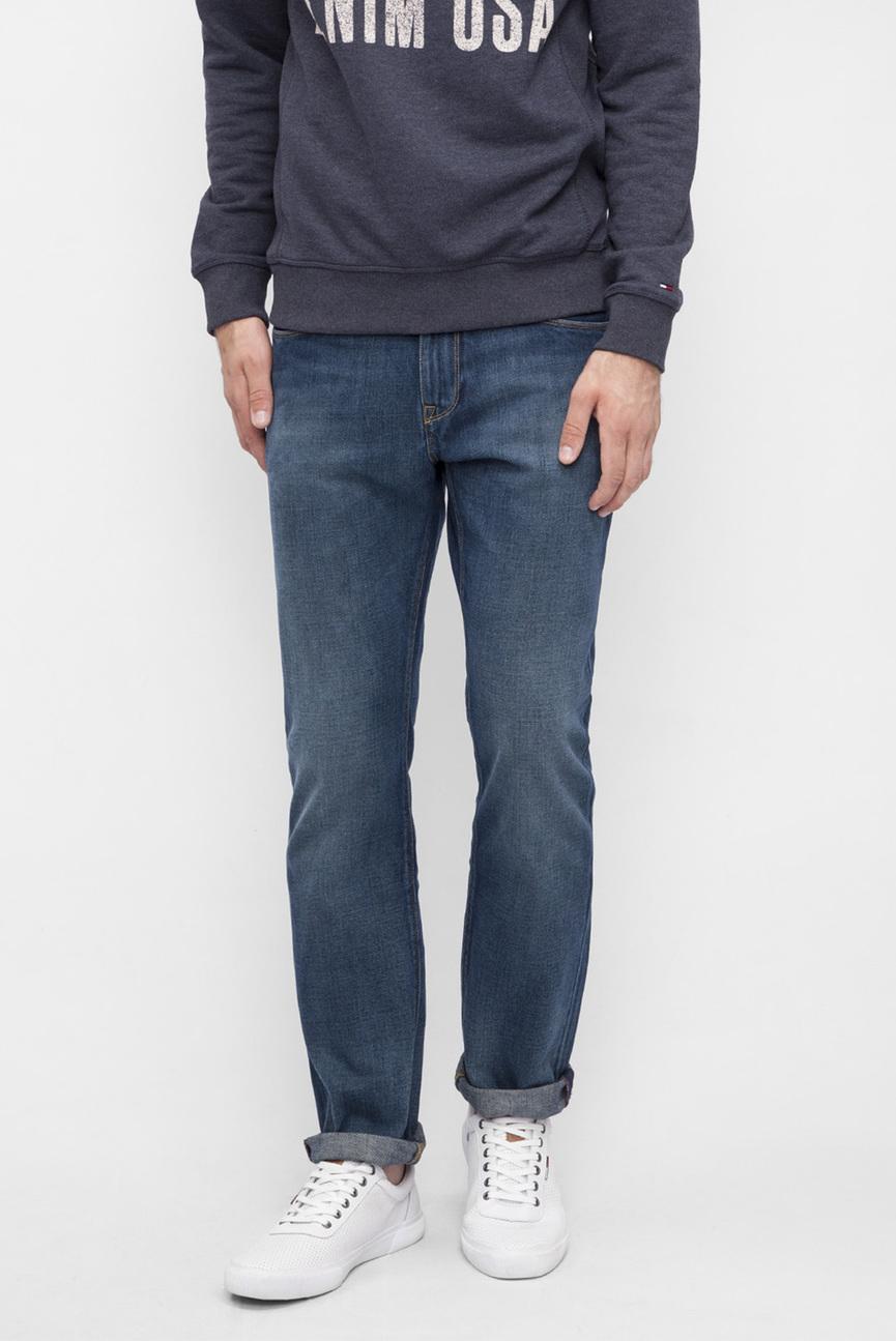 Мужские синие джинсы NOS MERCER - MIDDLE BLUE