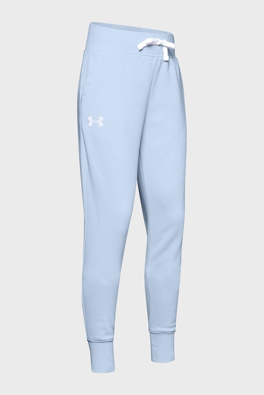 Детские голубые спортивные брюки Rival Jogger