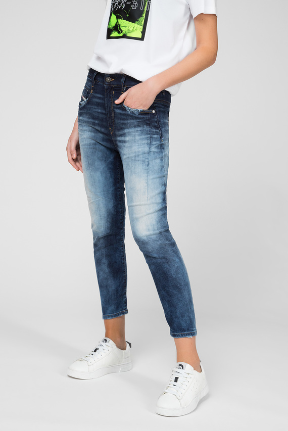 Женские синие джинсы D-FAYZA-NE