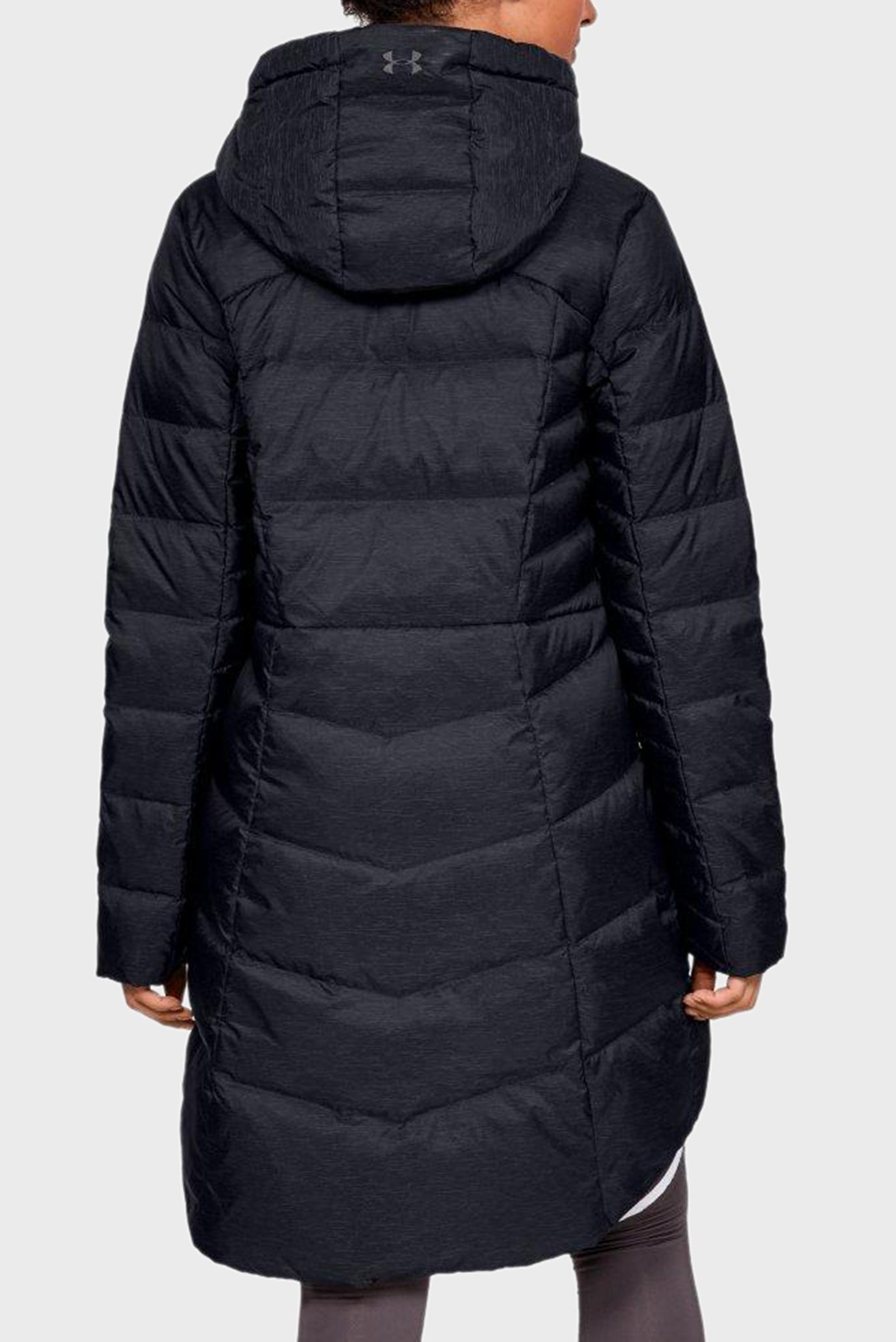 Купить Женский черный пуховик Down Sweater Parka-Warm Under Armour Under Armour 1323837-001 – Киев, Украина. Цены в интернет магазине MD Fashion
