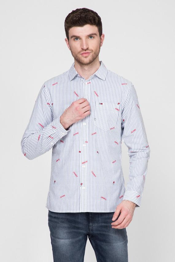 Мужская рубашка в полоску TJM BRANDED CHAMBRAY