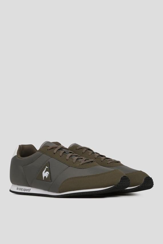 Мужские зеленые кроссовки RACERONE SPORT