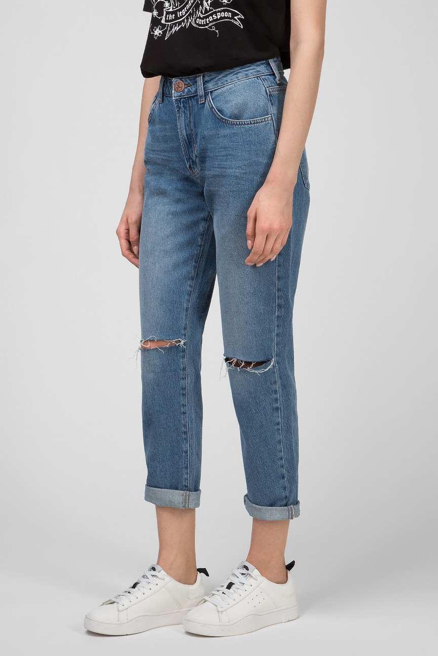 Женские синие джинсы HOLLYWOOD AWESOME BAGGIES