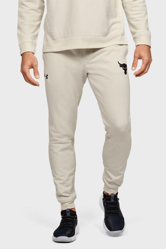 Мужские бежевые спортивные брюки Project Rock Terry Jogger
