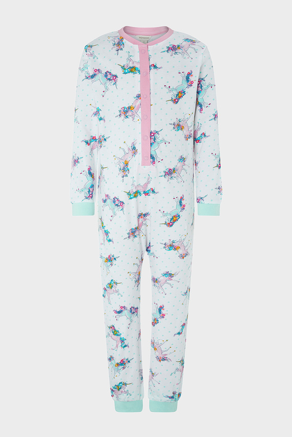 Детская бежевая пижама REBEL JERSEY SLEEPSU
