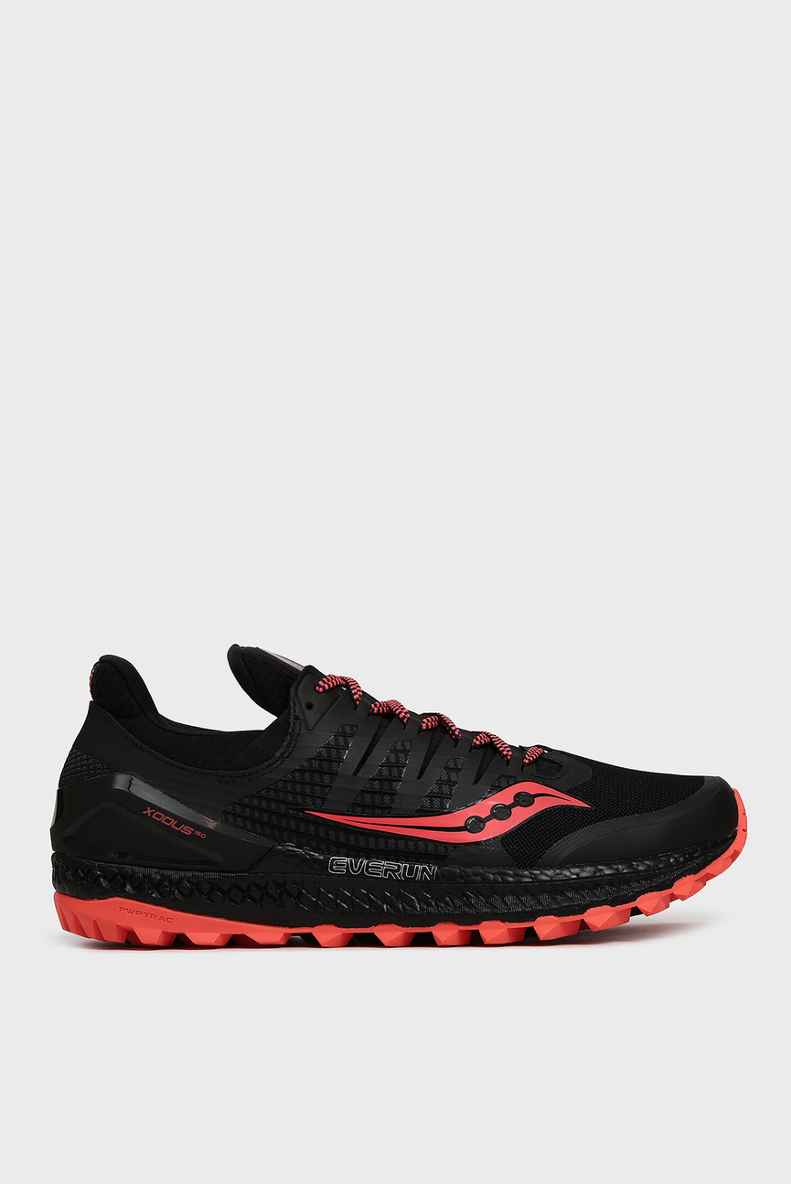 Мужские черные кроссовки XODUS ISO 3
