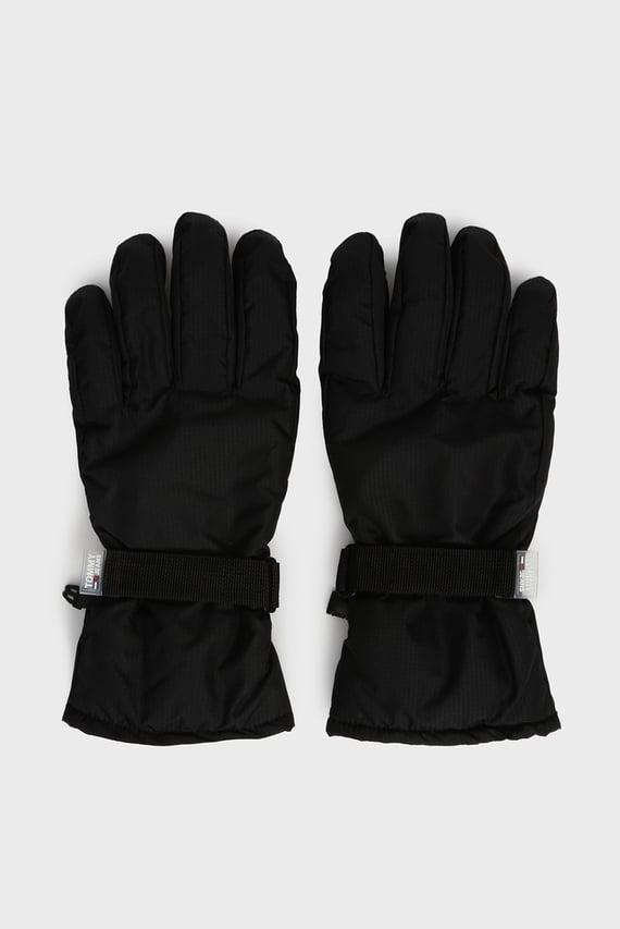 Мужские черные перчатки TJM INNER TOWN
