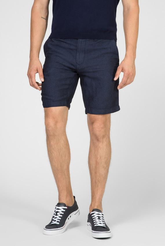 Мужские темно-синие шорты BROOKLYN GROWN ON WB YD DOBBY