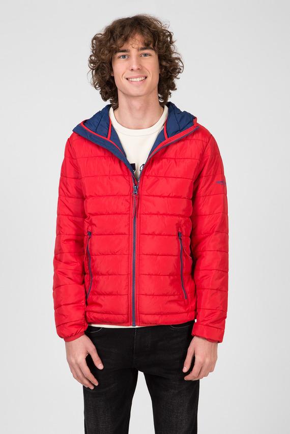 Мужская красная куртка BOREAS