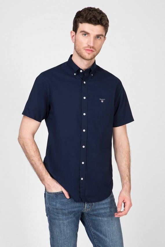 Мужская темно-синяя рубашка THE BROADCLOTH