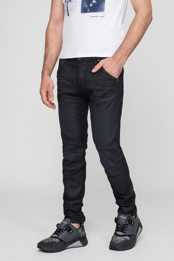 Мужские темно-синие джинсы 5620 3D Slim