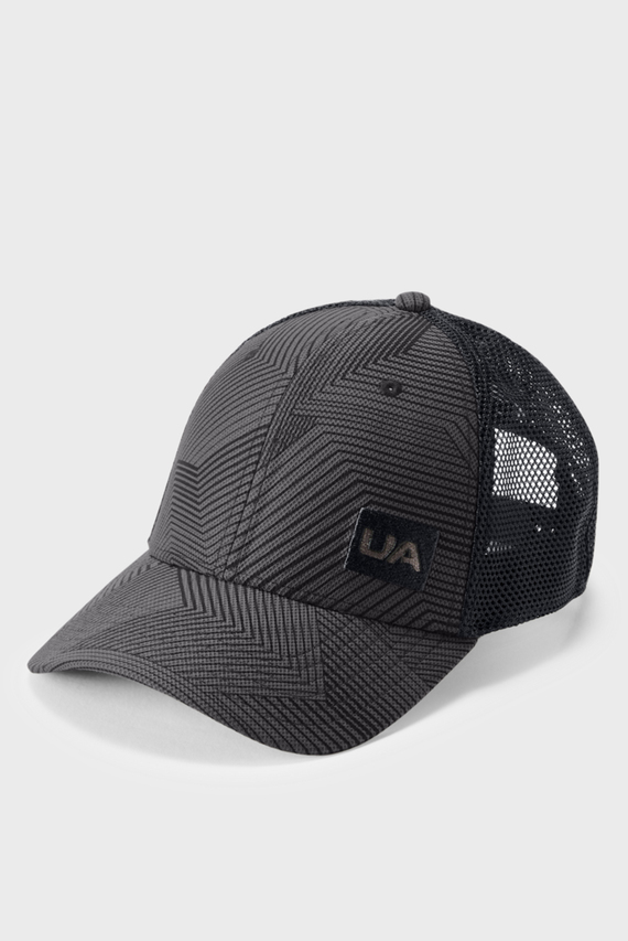 Мужская серая кепка Men's Blitzing Trucker 3.0