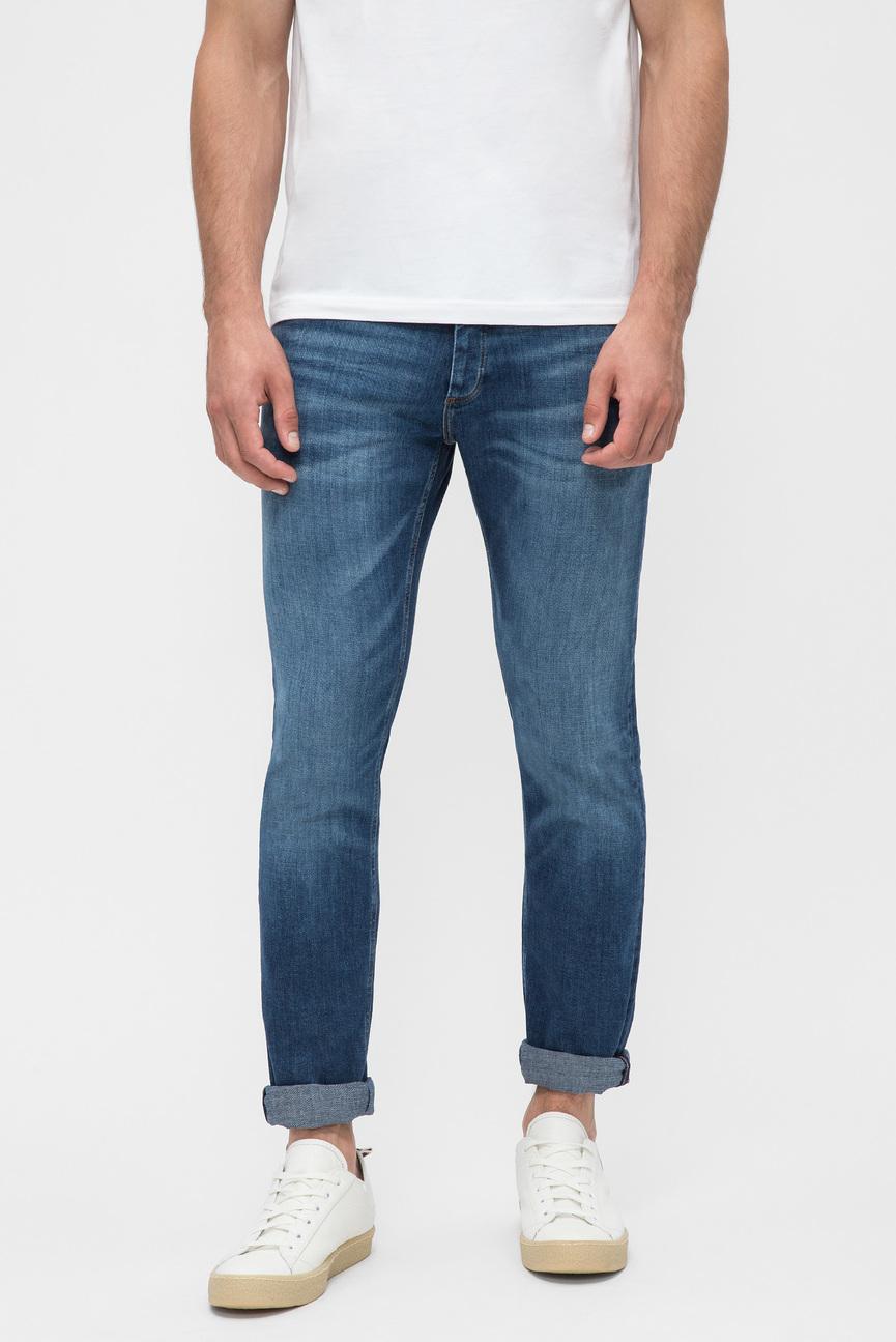 Мужские синие джинсы SLIM SCANTON DEDBLCO