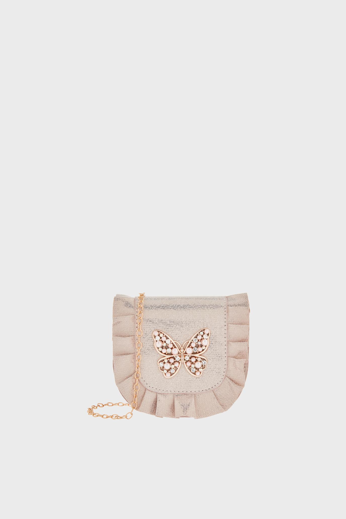 Дитяча рожева сумка Venita Pearl Bag 1