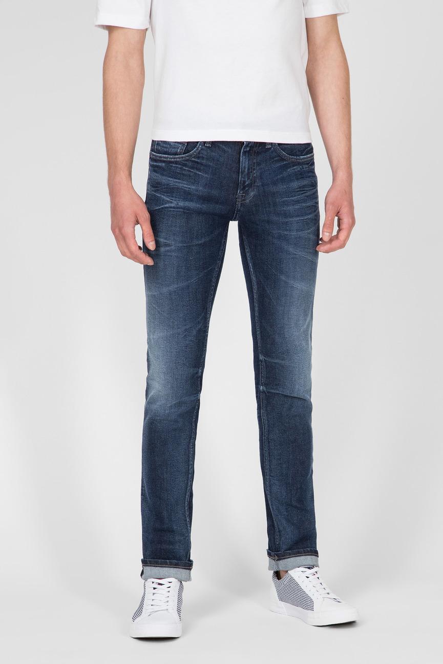 Мужские синие джинсы SLIM SCANTON