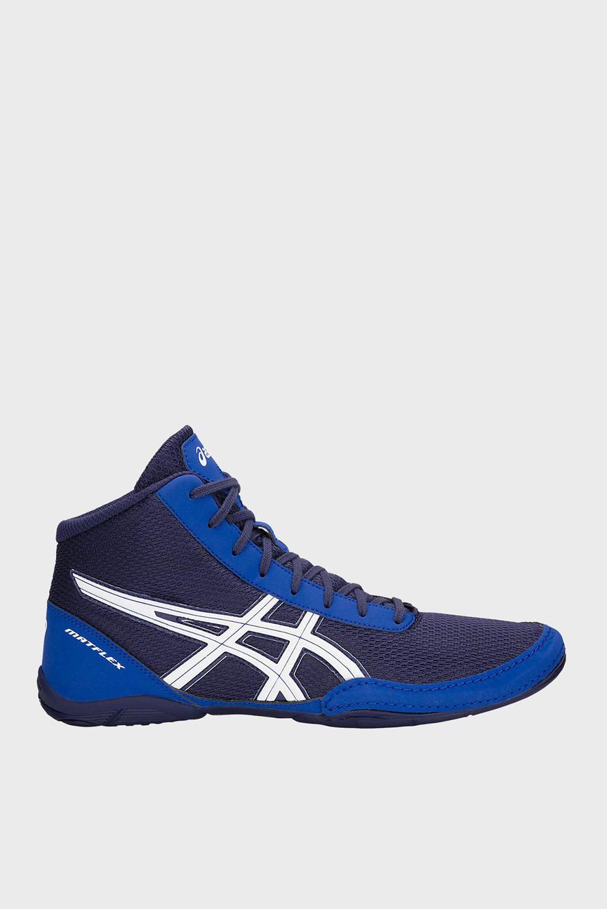 Синие кроссовки для борьбы MATFLEX 5