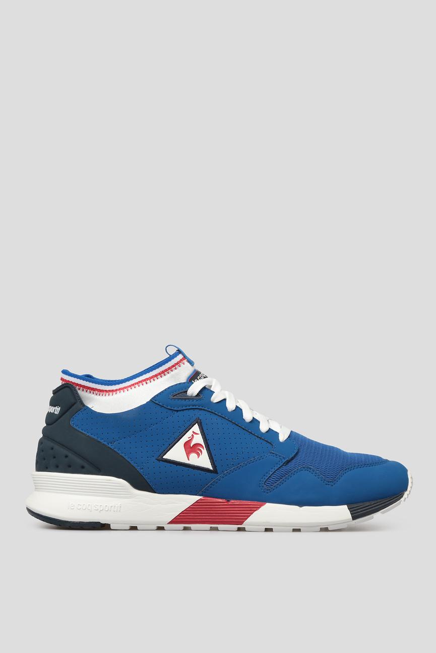 Мужские синие кроссовки OMICRON SPORT
