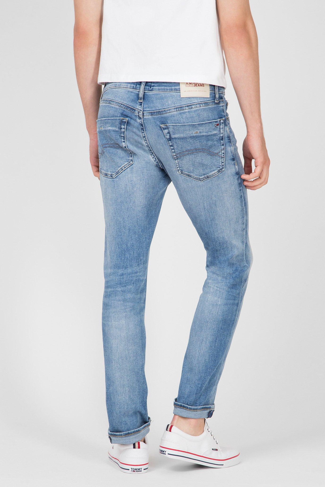 Купить Мужские голубые джинсы SLIM SCANTON Tommy Hilfiger Tommy Hilfiger DM0DM06121 – Киев, Украина. Цены в интернет магазине MD Fashion