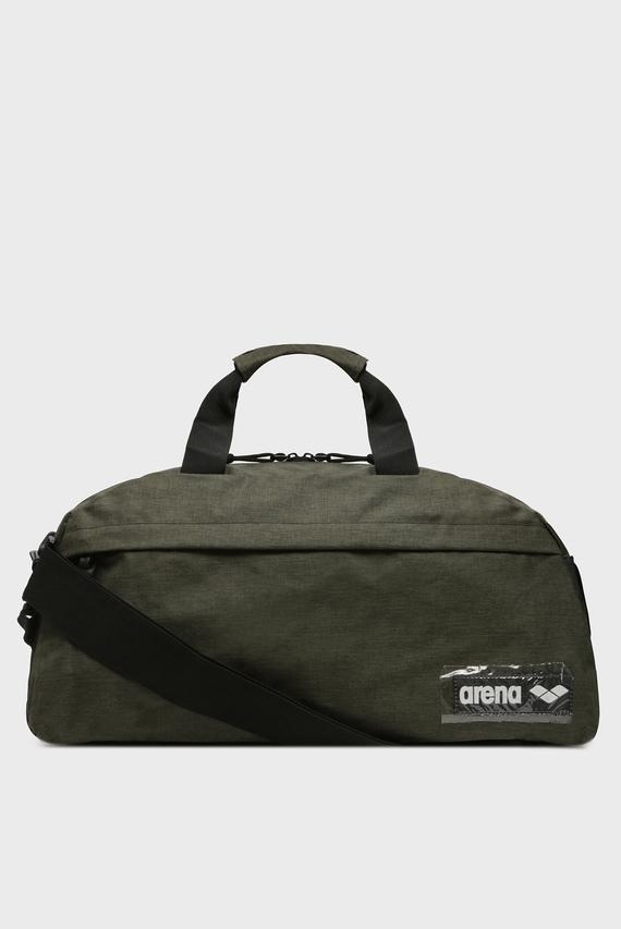 Зеленая спортивная сумка TEAM DUFFLE 40