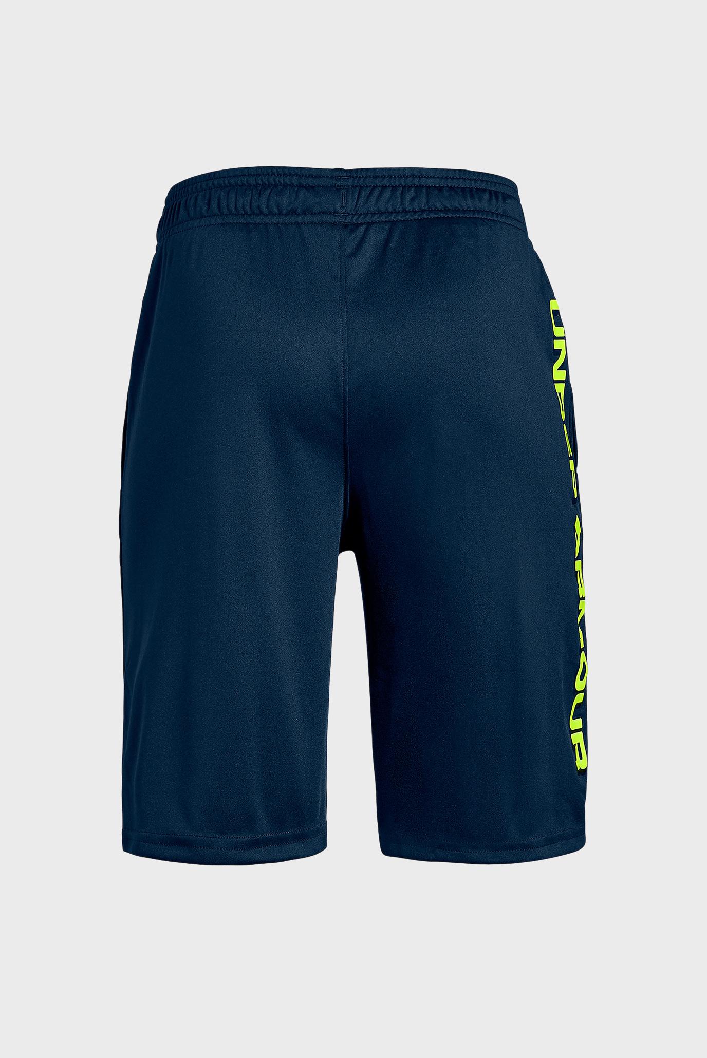 Купить Детские темно-синие шорты Prototype Wordmark Short Under Armour Under Armour 1333604-408 – Киев, Украина. Цены в интернет магазине MD Fashion