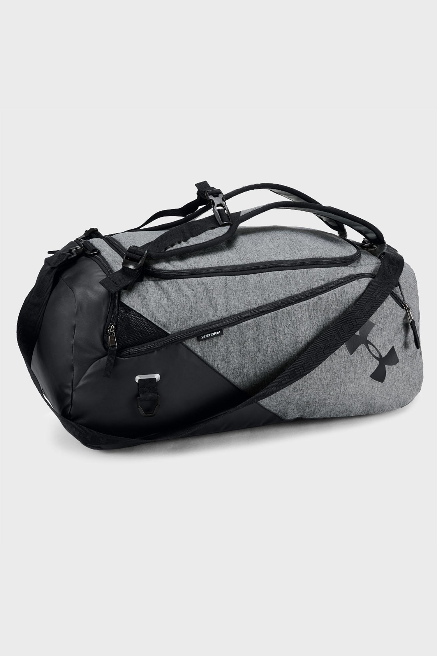 eb8d611b Купить Серая спортивная сумка UA Contain 4.0 Backpack Duffle Under Armour  Under Armour 1316569-040 – Киев, ...