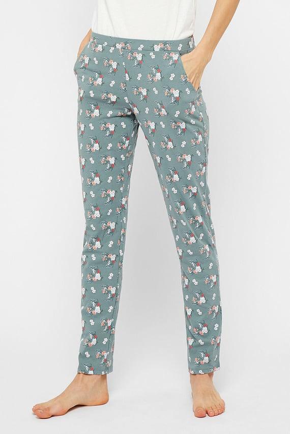 Женские зеленые брюки JEIA