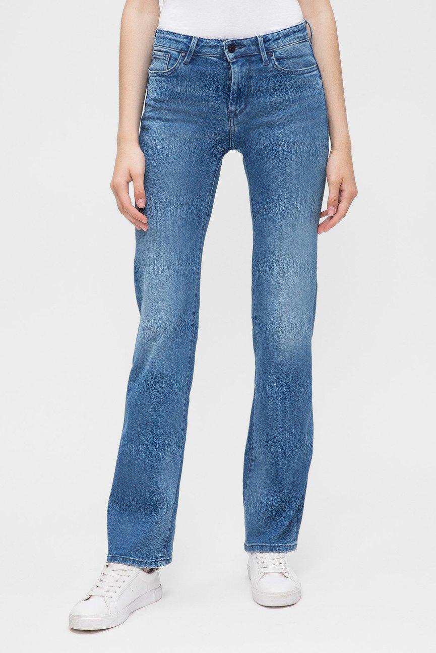 Женские синие джинсы AUBREY