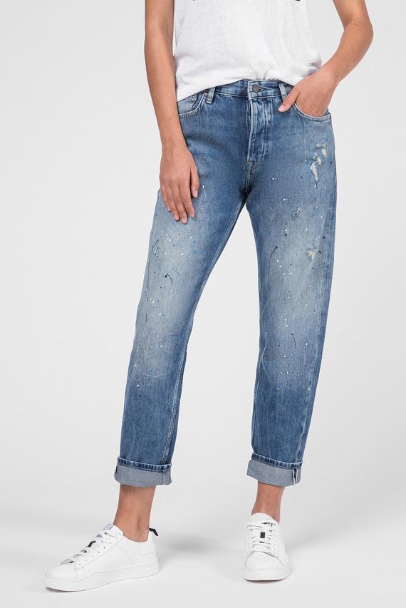 Женские голубые джинсы BRIGADE DLX