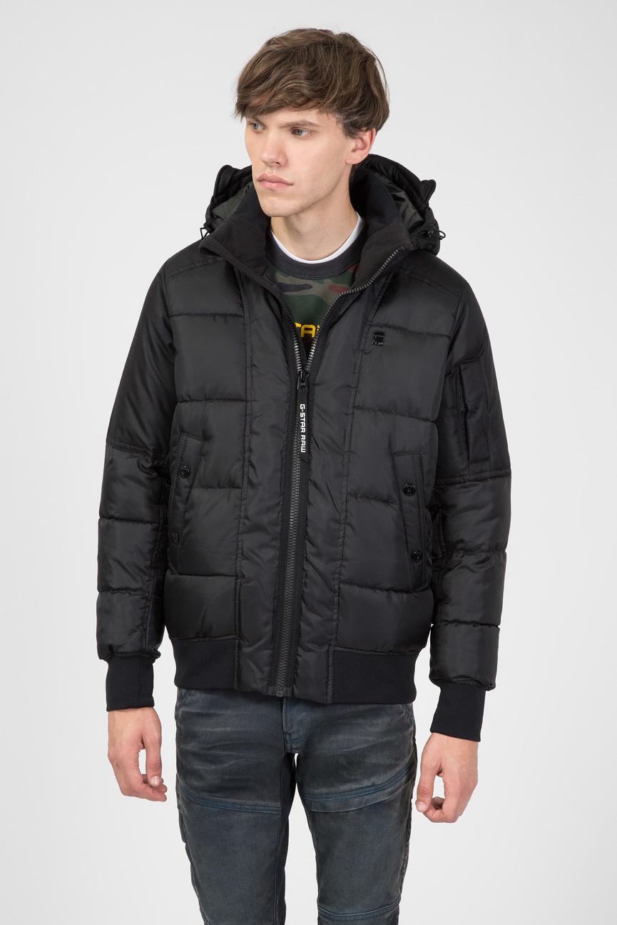 Мужская черная куртка Whistler