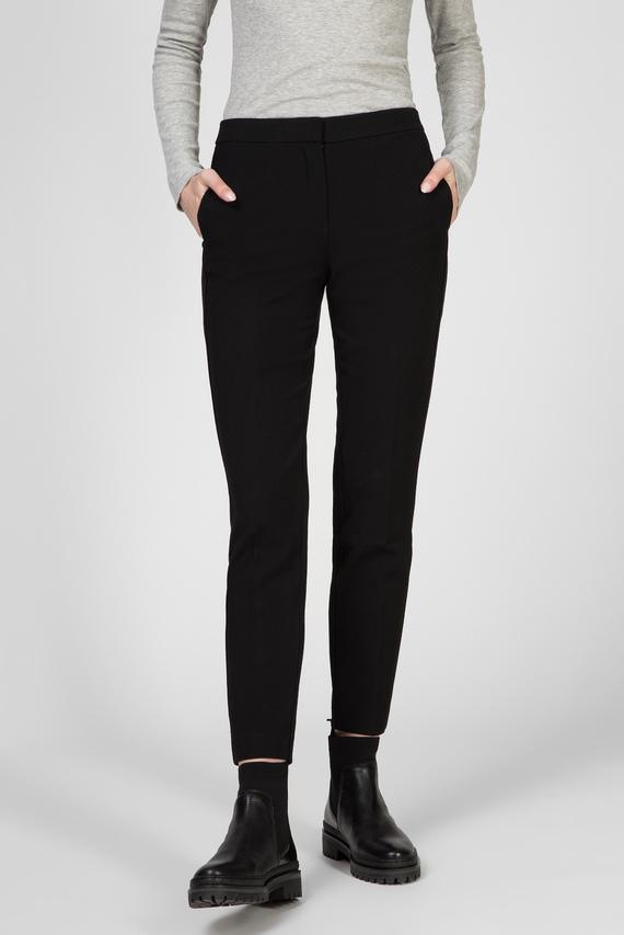 Женские черные брюки FAUNA SLIM