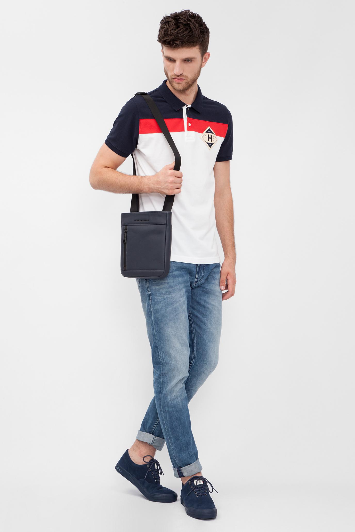 Купить Мужские синие джинсы ORIGINAL TAPERED RONNIE PEM Tommy Hilfiger Tommy Hilfiger DM0DM02242 – Киев, Украина. Цены в интернет магазине MD Fashion