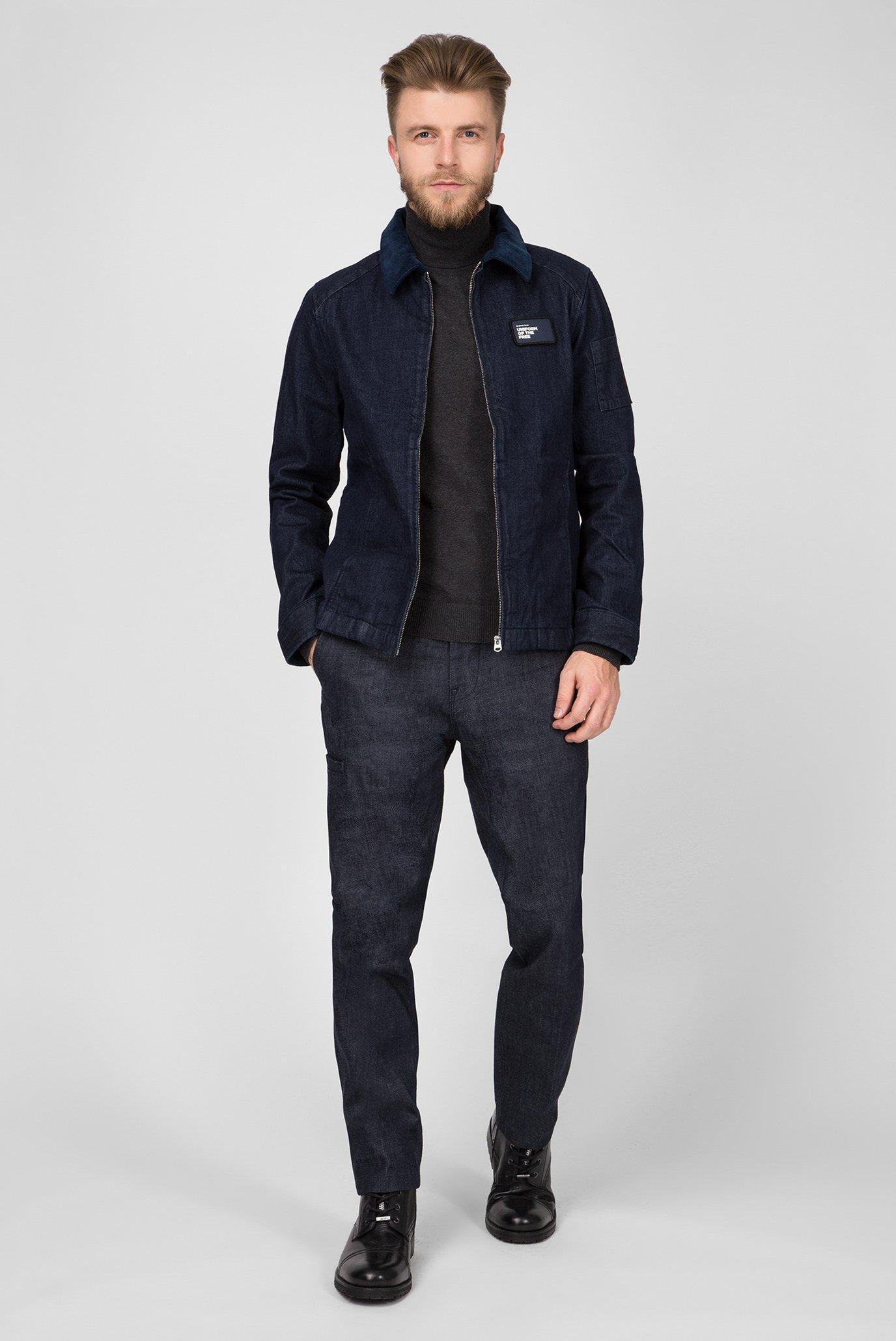 Купить Мужские синие джинсы Bronson G-Star RAW G-Star RAW D11386,8595 – Киев, Украина. Цены в интернет магазине MD Fashion