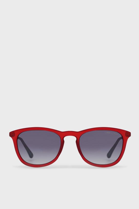Красные солнцезащитные очки ZARYN
