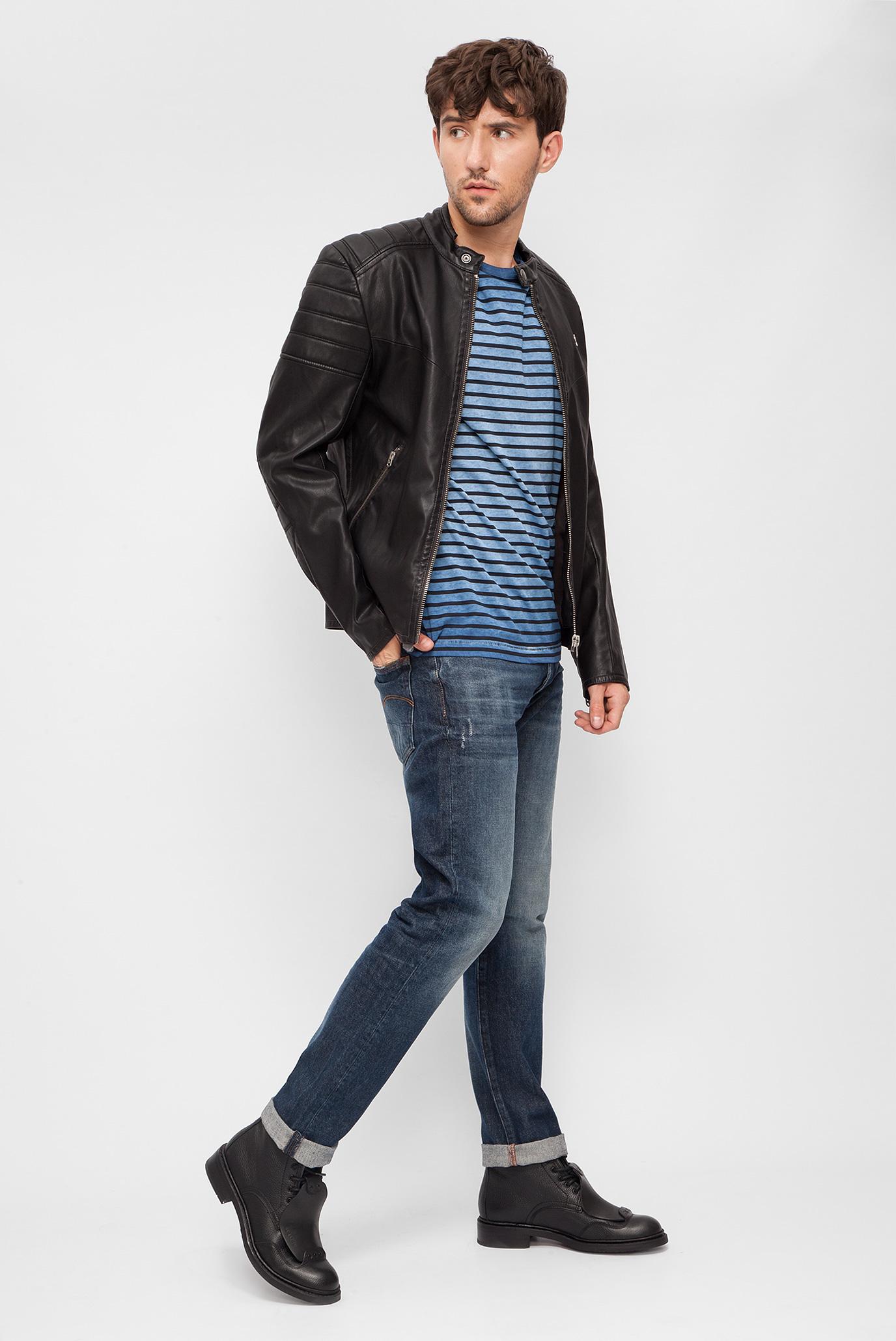 Купить Мужские темно-синие джинсы Tapered G-Star RAW G-Star RAW 51003,8452 – Киев, Украина. Цены в интернет магазине MD Fashion