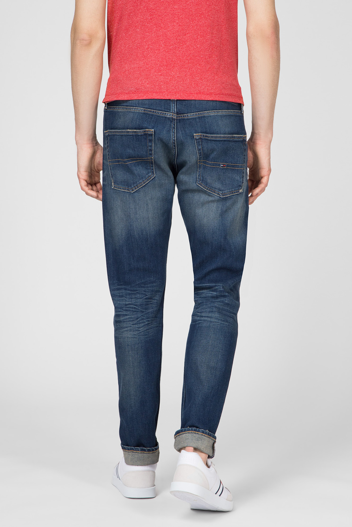 Купить Мужские синие джинсы MODERN TAPERED TJ 1988 Tommy Hilfiger Tommy Hilfiger DM0DM05603 – Киев, Украина. Цены в интернет магазине MD Fashion