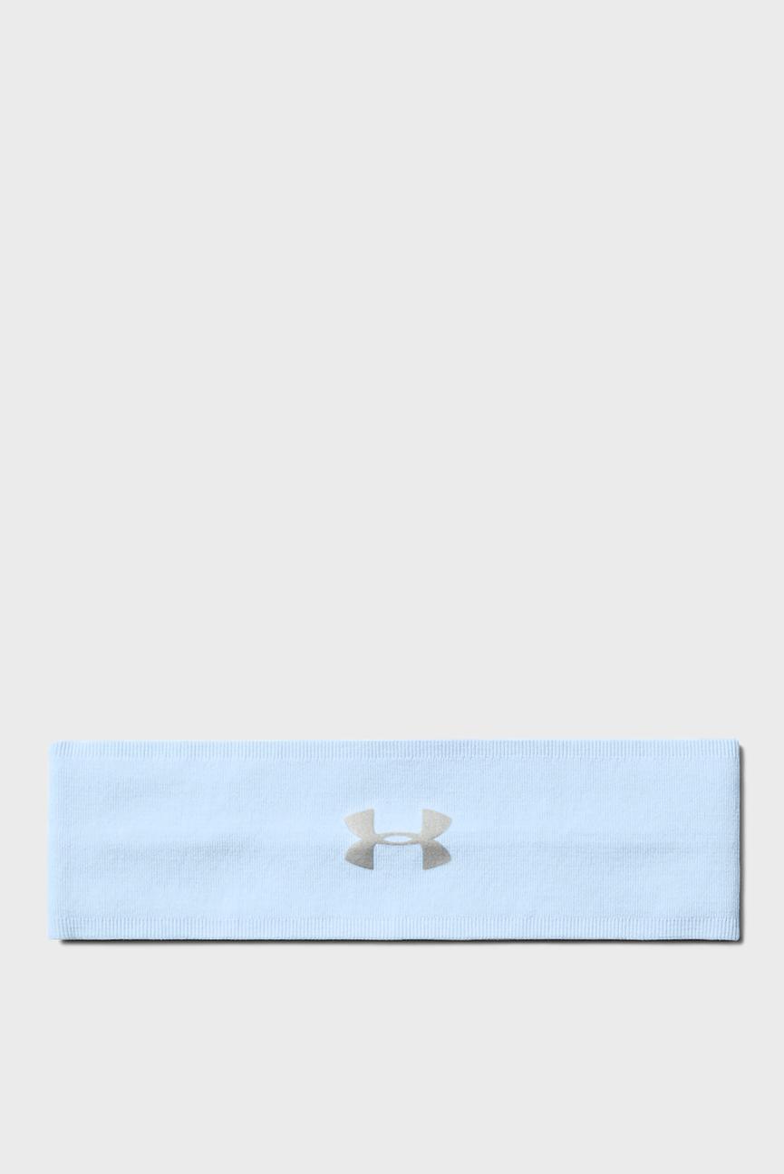 Женская голубая повязка Perfect Headband 2.0