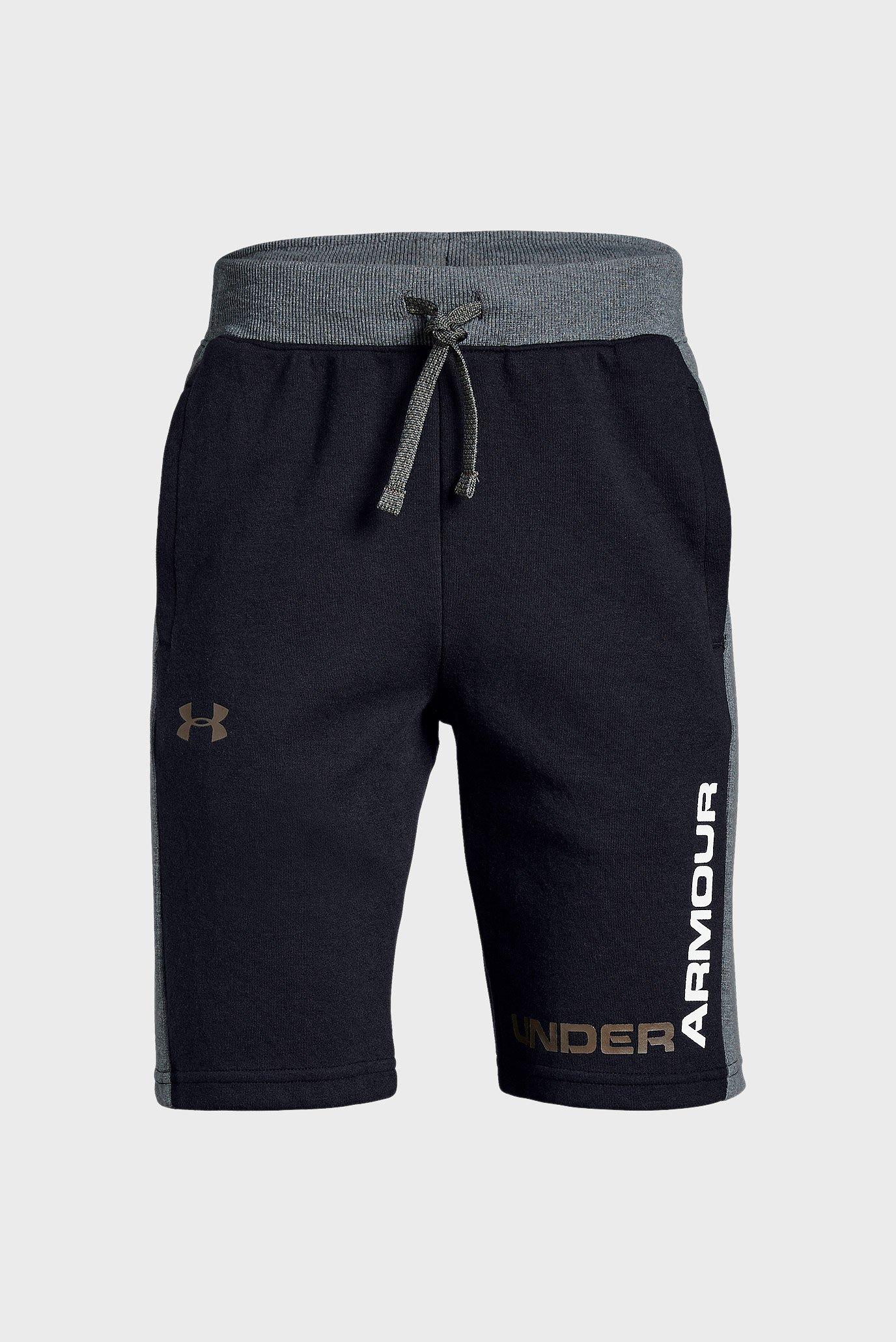Купить Детские черные шорты Unstoppable Double Knit Short Under Armour Under Armour 1329052-001 – Киев, Украина. Цены в интернет магазине MD Fashion