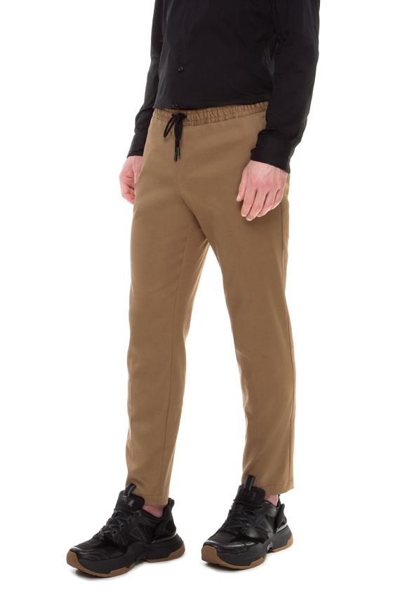 Мужские светло-коричневые брюки