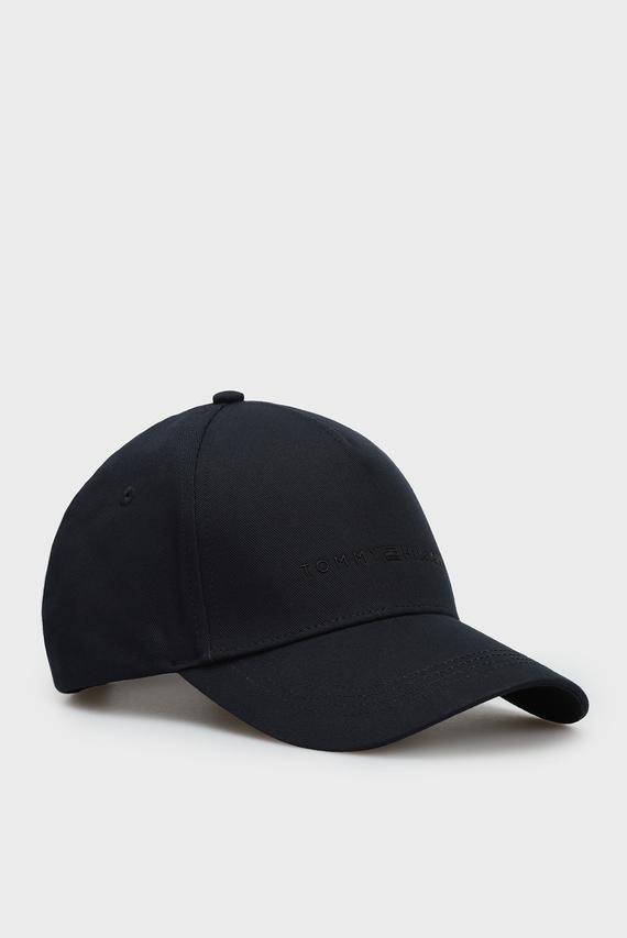 Мужская темно-синяя кепка UPTOWN