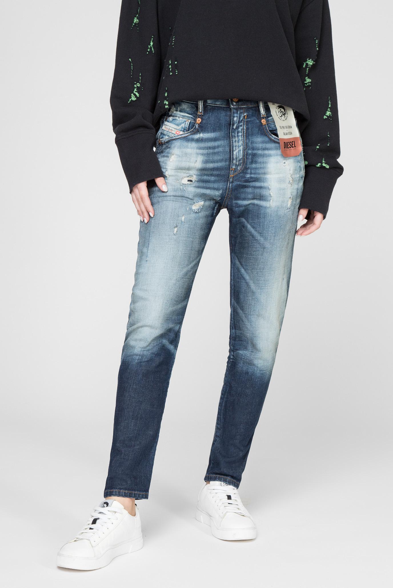 Женские синие джинсы D-FAYZA 1
