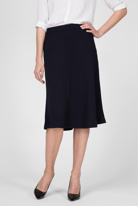 Женская темно-синяя юбка FLUID