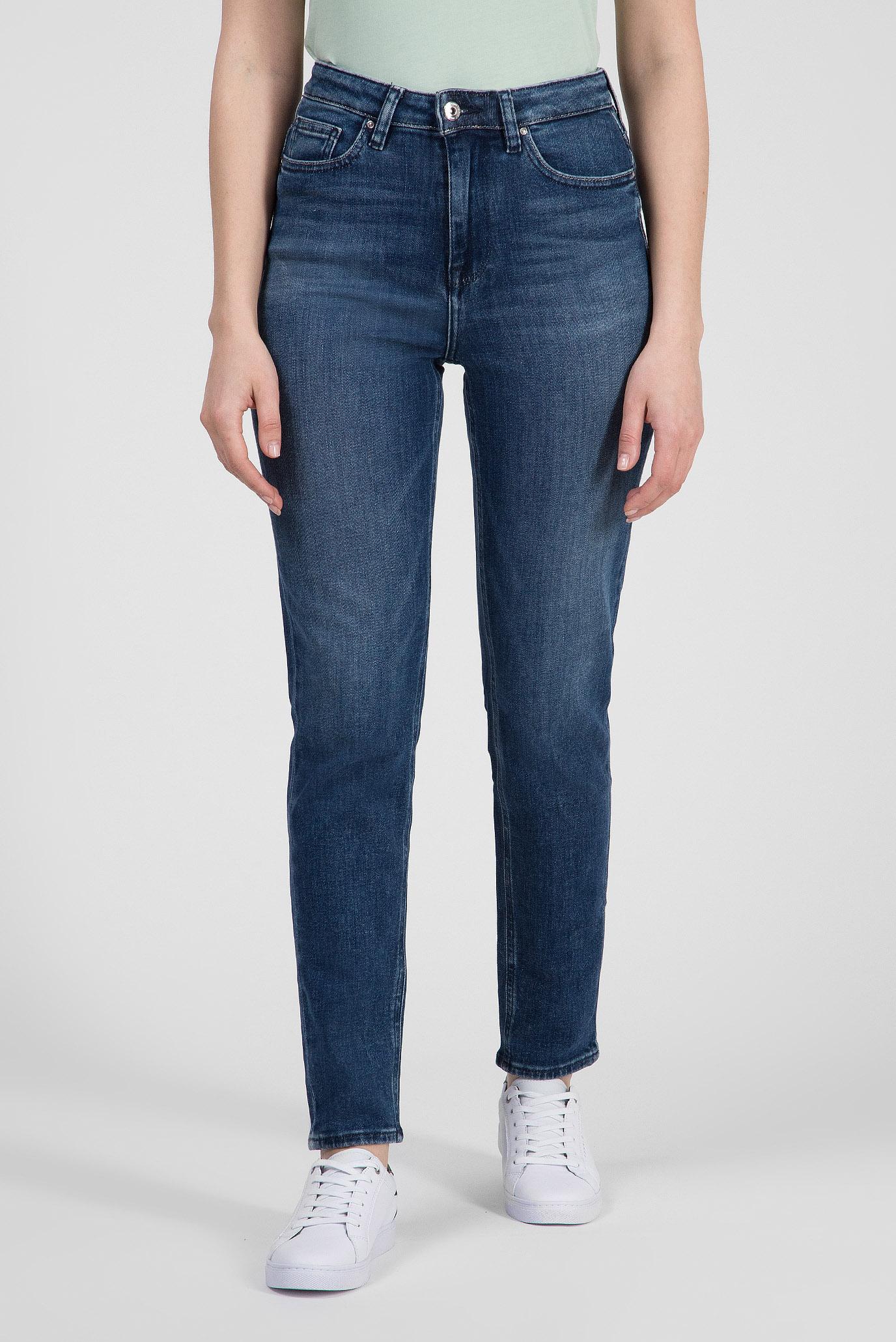Купить Женские синие джинсы GRAMERCY Tommy Hilfiger Tommy Hilfiger WW0WW23819 – Киев, Украина. Цены в интернет магазине MD Fashion
