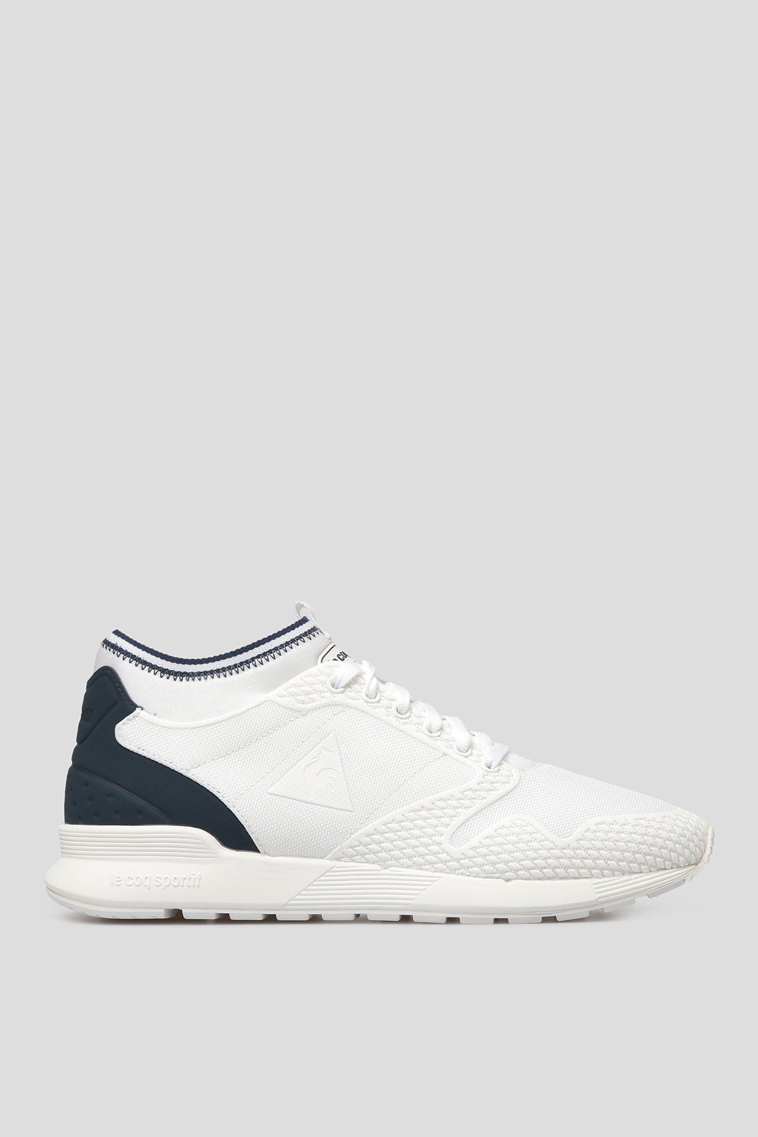 Мужские белые кроссовки OMICRON TECH MODERN Le Coq Sportif