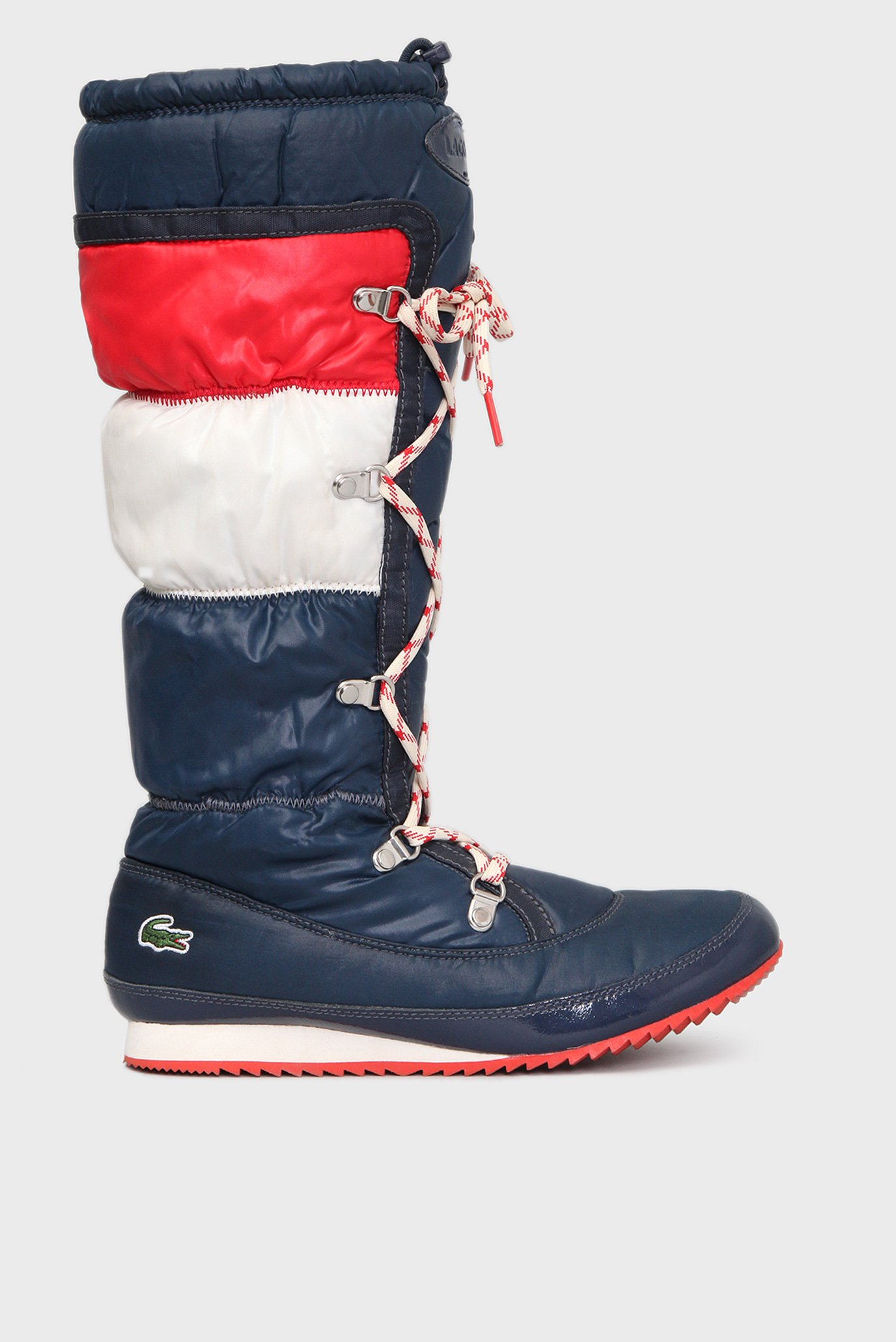 Купить Женские синие сапоги Lacoste Lacoste SPW22511W6 – Киев, Украина.  Цены в интернет магазине MD Fashion 2d4f6ce67de