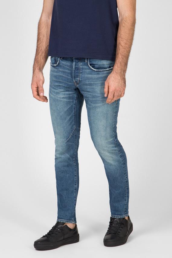 Мужские синие джинсы Moddan D-staq 5-pkt slim